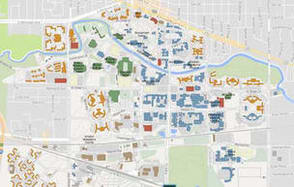 Click on this image to go to the interactive MSU campus map.